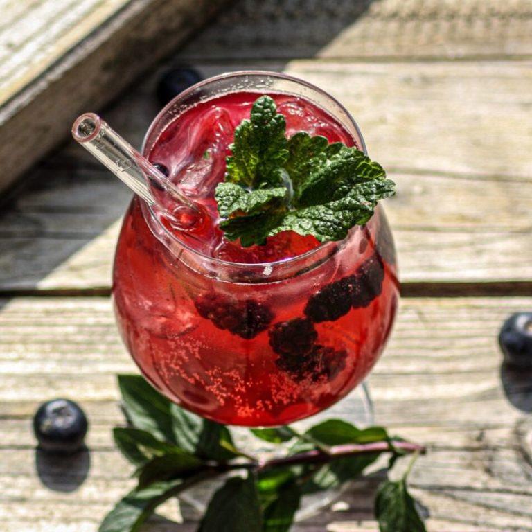 Der Sommer Schorsch Cocktail Chiemgau