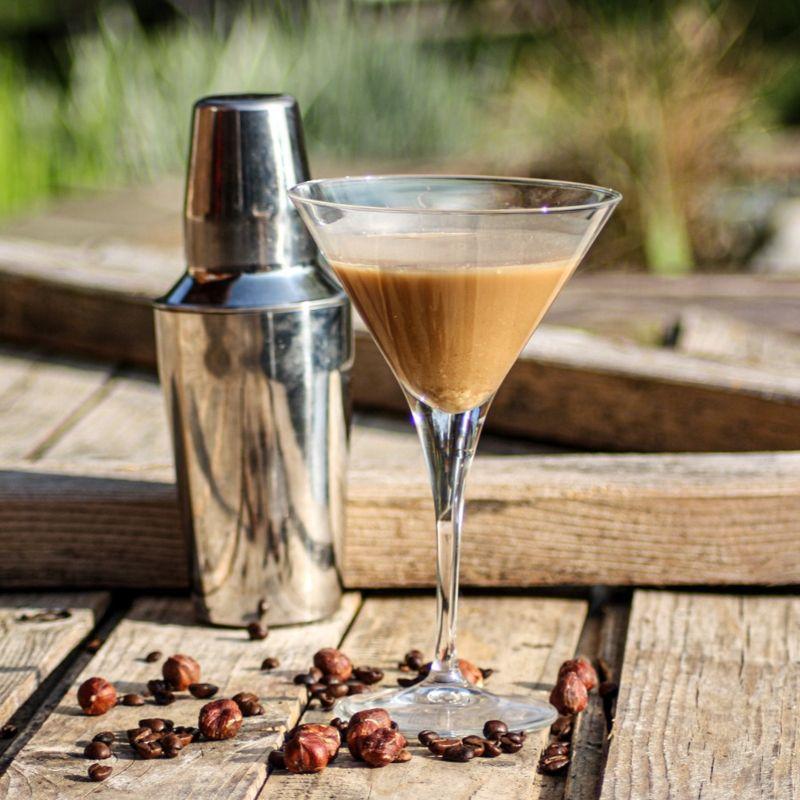 Haselnuss Genuss Cocktail - Chiemgauer Nusscocktail