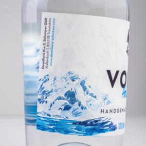 Vodka Holodny Rutchey 500ml Etikett2 Destillerie Schnitzer