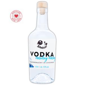 Chiemgauer Vodka Frontansicht 500ml Destillerie Schnitzer