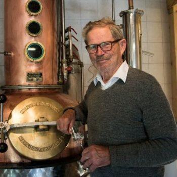 Hans Schnitzer, Destillerie Schnitzer Traunstein
